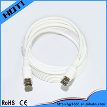 75 ohm RG6 Coaxial Digital Cable for Satellite TV VCR Video