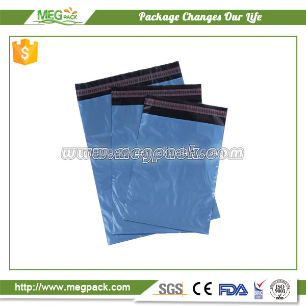 Black White Self-Seal Poly Envelope Poly Mailer bag courier Bag for Postal Packaging