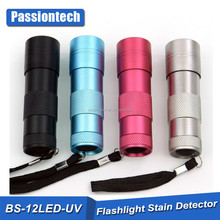 9/12/21/41/51UV LED Scorpion Detector Hunter Finder Ultra Violet Blacklight Flashlight Torch Light Lamp