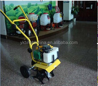 Professional cultivator garden tools for greenhouses new gasoline tillers with CE