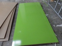 veneer/melamine /high glossying uv 18mm mdf panel