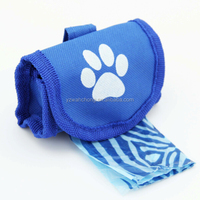 OEM Factory Dog Poop Bag Dispenser /Dog Waste Bag