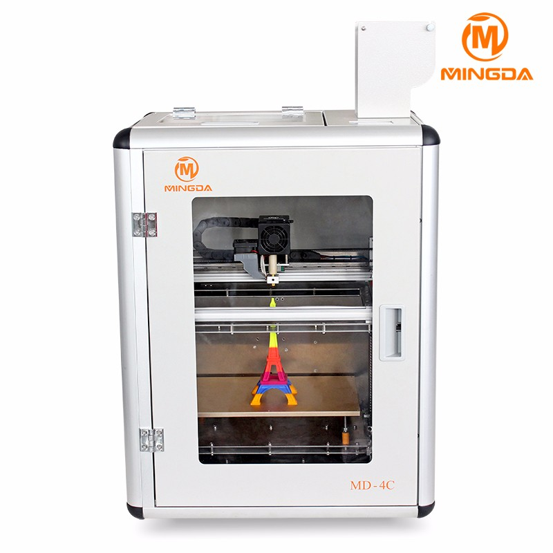 Large industrial 3d printer , MINGDA FDM 3d printing with high precision , printer 3 d for sale