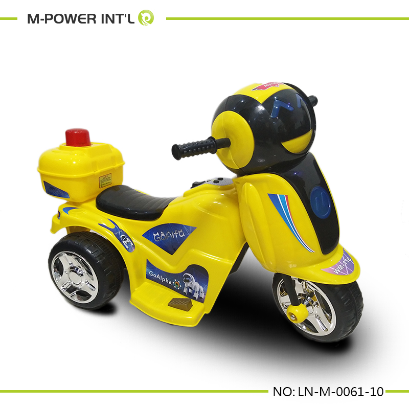 Children Ride On Motorcycle Electric Kids Motor Bike /new pp baby tricycle