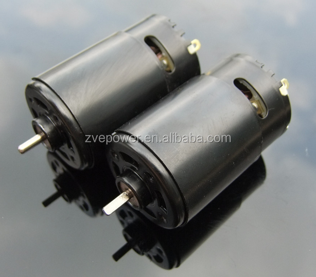 Magnetic torque 6-18v High Speed DC Motor 550 Carbon Brush Motor