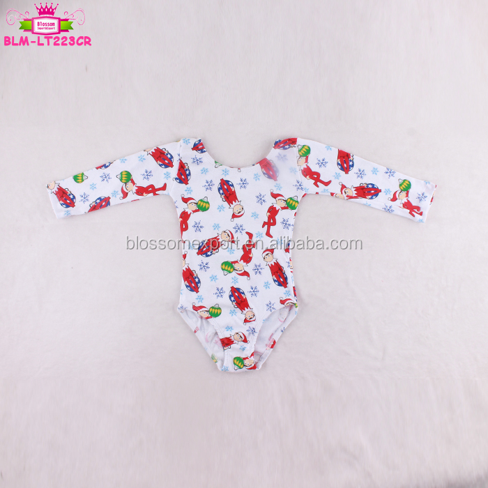 Kids Flutter Sleeve Leotards Toddler Floral Wholesale Dance Ballet Gymnastics Leotard for Girls