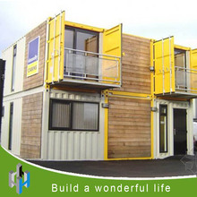 Export cheap modern high quality light steel frame prefab wooden house /Dwell