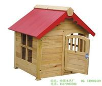 low price Pet Products Cages Carriers > Wooden indoor Pine Fir Eco-Friendly pet dog cat houses home building room #CH06