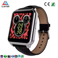 Wholesale touch screen waterproof led watch bluetooth android phone watches ios smart watch F2 for health care