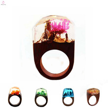 2017 Unique Resin Wood Rings Film Lotr Movies Fangorn Forest Tree Ring