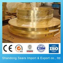 C2680 Brass strip coil decorative brass strips c2600 c2700