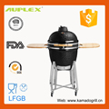 "2017 Auplex Versatile Ceramic 21"" Kamado BBQ/Barbecue Egg Grill for Sale"