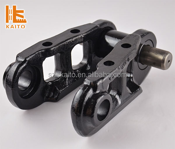 W2000 Milling machine Spare Parts Track Chain with Shoes 43358