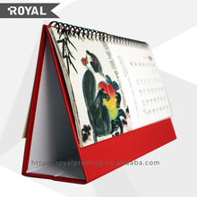 Latest new model great quality wholesale handmade calendar