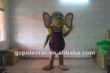NO.2425 mice mascot costume for promotional activity
