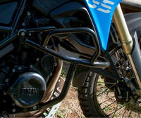 BMW F800GS Crash Bars
