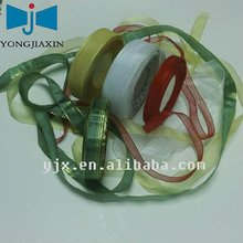 Organza ribbon / mesh ribbon / sheer ribbon