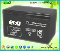 Rechargeable Deep Cycle Sealed Lead Acid Storage Battery Solar Use 12V 12Ah-250Ah battery batteries for Solar Power System
