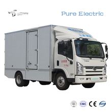 New auto electric food truck producers Hot Sale Professional wholesale Manufacturing