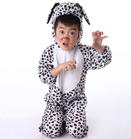 2017 factory hot sale dalmatians shaped animal mascot costumes for kids