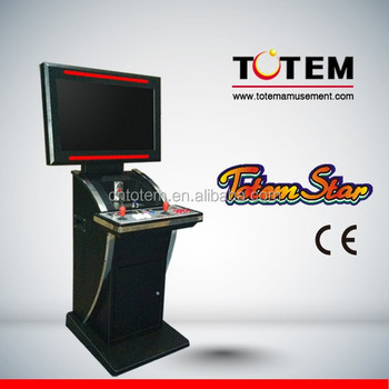 Totem stable and quality metal cabinet game AC-D002