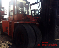 hand forklift used kalmar, container handler for sale