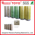 Bopp Adhesive packing tape acrylic water base jumbo roll factory in China