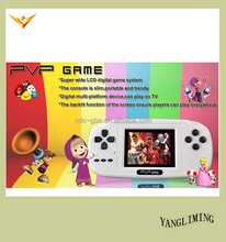 new hot items 3.0 '' handheld PVP game console with 168 games