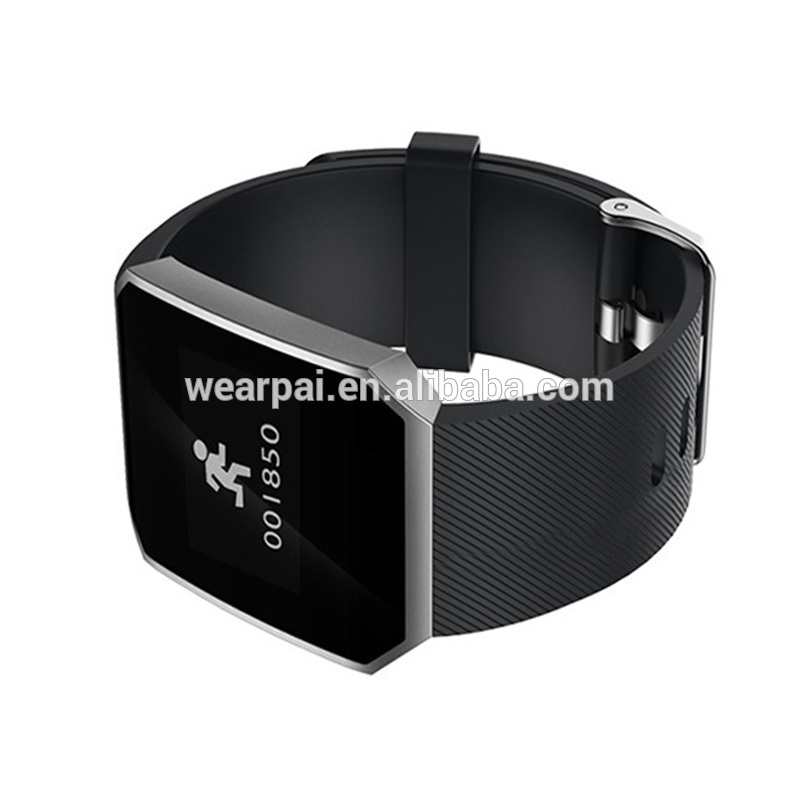 Multifunctional fitness tracker bracelet m5 step counter smart watch for wholesales