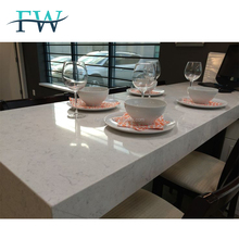 High temperature resistance inlaid marble table tops