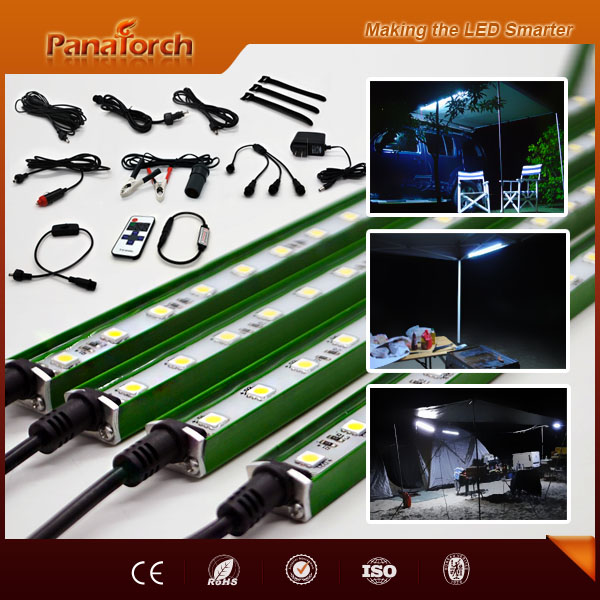 Factory Direct Sale Light Bar Kit led 12v camping light C5521B for Fishing/Hunting Lighting