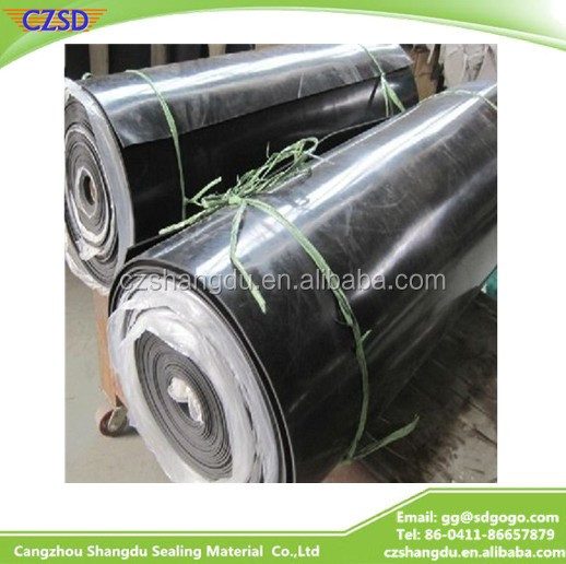 oil resistant rubber mat