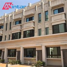Durable building exterior decorative material eco-friendly spray stone coating