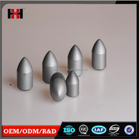 ISO certification cemented carbide bits for mining equipment tungsten balance weights rock drill bits