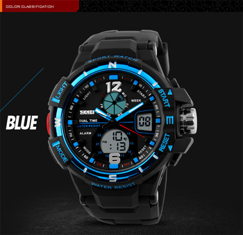 2016 Top Sale China Factory Wholesale Waterproof Wrist Watch Men Digital