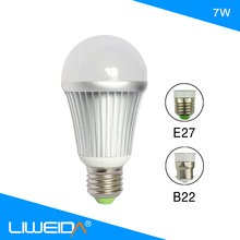 Floor price promotion 3W E27 3014smd strobe light bulb