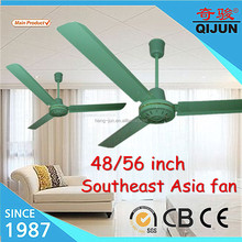 vietnam/thailand ac ceiling fan with electrical details