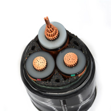 Middle Voltage 3X50Mm2 PVC Electrical Copper Power Cable