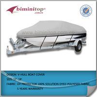 Attwood Titanium Series 300 Denier Boat cover