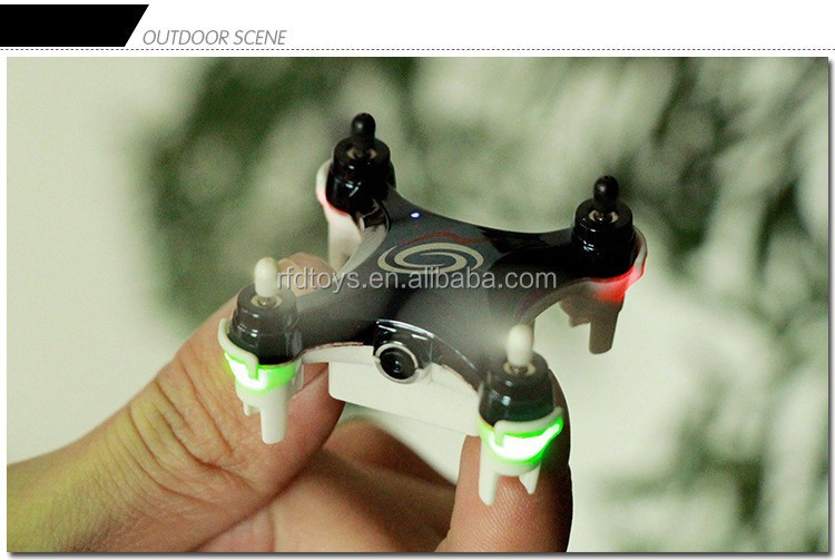 Micro drone rc101w 2.4Ghz 6 axis rc drone toy with hd camera wifi rc quadcopter drone