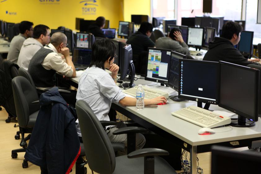 Broker dealer trading system