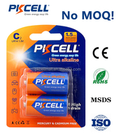 10 Years Shelf Life Mercury Free LR14 1.5v C size Non Rechargeable Alkaline Battery