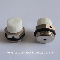 "1/2"" Radiator Air Vent Valve ,Manual Air Vent Bleed Plug Valve"