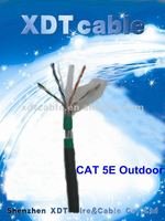Best Price Out door Offe CE,ROHS certificate 305m pure copper Cat.5e utp network cable