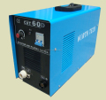 MOSFET 60a plasma cutter, MOS portable inverter air plasma cutter DC 60amp CUT 60 with air compressor