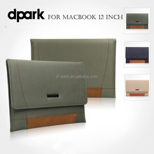 Wholesale Sleeve For MacBook 12 Inch Notebook Sleeve, High Quality Case For MacBook 12 Tablet Laptop Bags Accessories in China