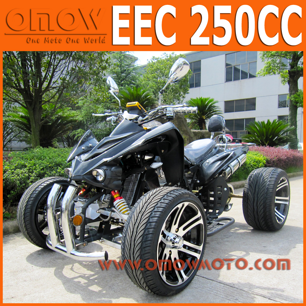 250cc Street Legal Cheap Racing Quad