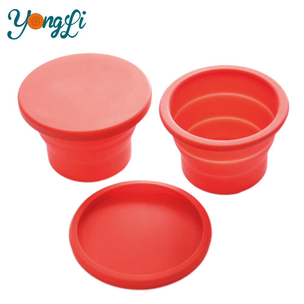 BPA Free Round Shaped Factory Teacup