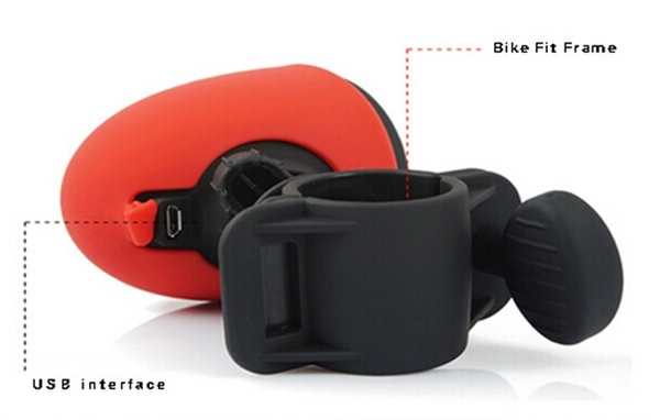Factory wholesale Water Resistant Bluetooth Bicycle Speaker with Microphone and Mount