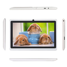 "7"" Dual 1.3GHZ Core Touchscreen 8GB Android 4.4 KitKat Camera WiFi Tablet PC Google No.Q8"